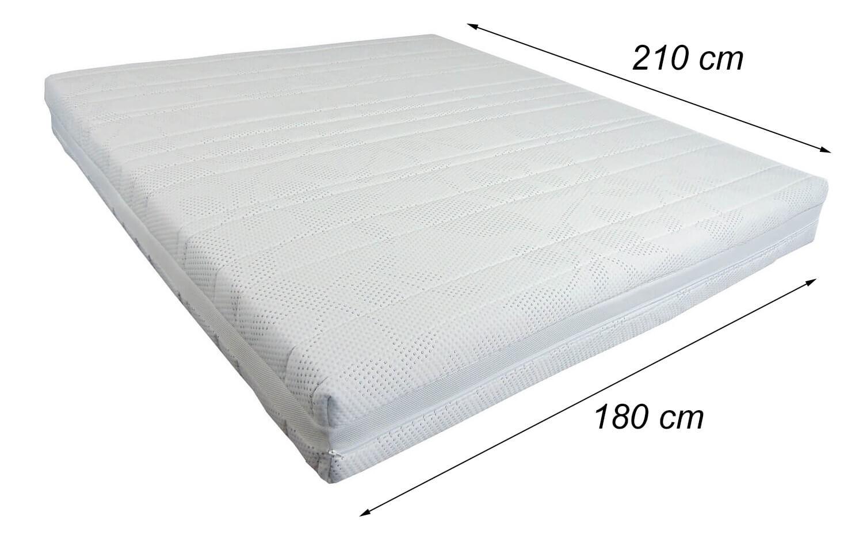 Matrassen 180x210 cm
