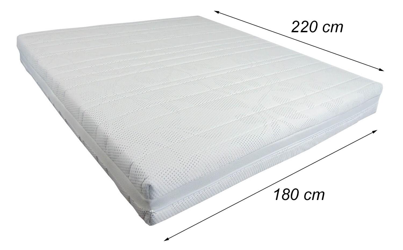Matrassen 180x220 cm