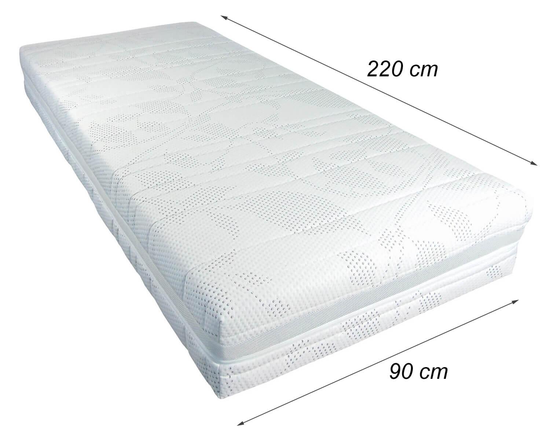 Matrassen 90x220 cm